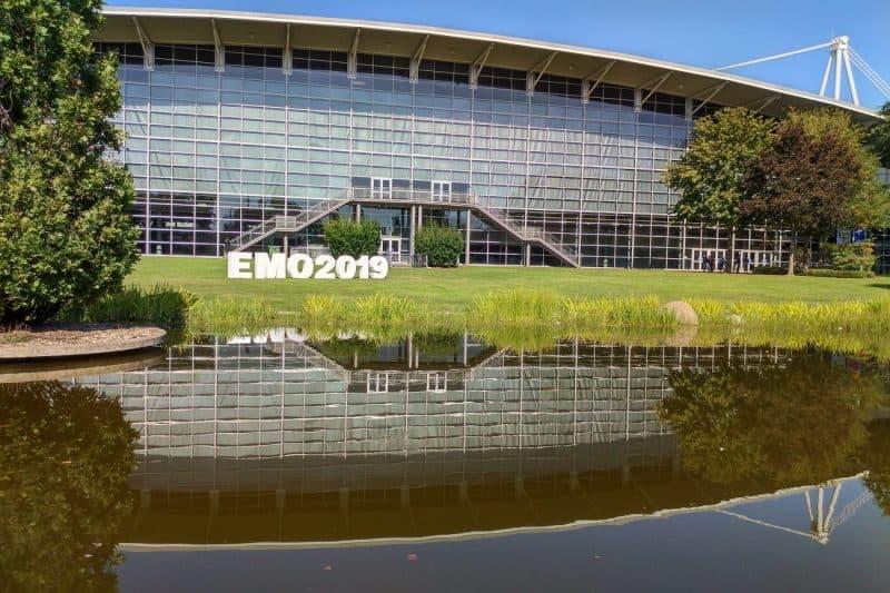 Harkort auf der EMO 2019