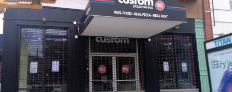 Custom Fuel Pizza is Finally Opening Now in Harlem – February 26th