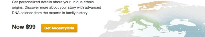 Ancestry.com now offers DNA Analysis