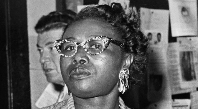 Infamous Harlem: Izola Ware Curry Who Stabbed King in 1958 Dies