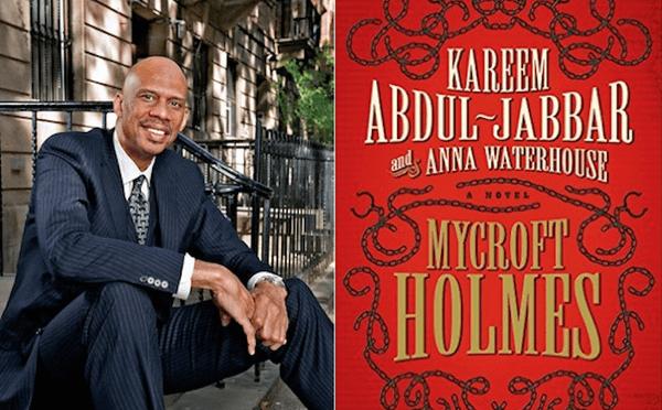 Abdul-Jabbar to Discuss Mycroft Holmes Backstory at MIST Harlem