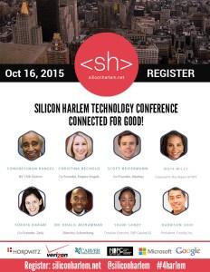 Silicon Harlem Conf