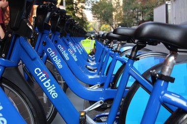 Where are Citibikes in Harlem?