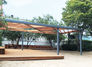 New Pavilion Added to Popular East Harlem Community Garden