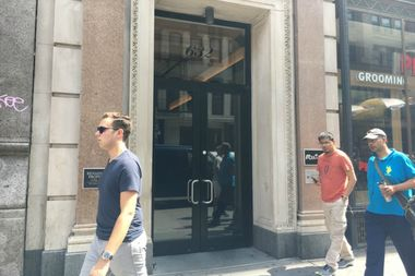 Steve Croman's 9300 Realty was given one more chance to move out of its Broadway office space by Monday.