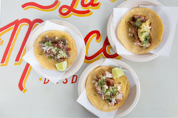 La Chula is a new Mexican restaurant on 116th Street that offers authentic tacos and margaritas.