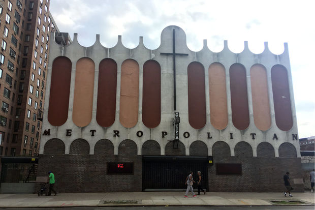 Over the last 10 years nearly two dozen Harlem churches have closed or been sold to developers, research shows.