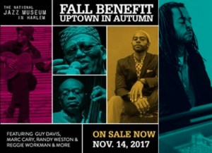 National Jazz Museum in Harlem Fall Benefit Concert