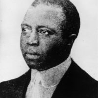 """King Of Ragtime"" Scott Joplin Lived In Harlem"