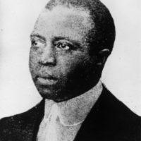 """King Of Ragtime"" Scott Joplin Lived In Harlem"