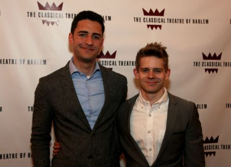 Scott Bixby and Andrew Keenan-Bolger