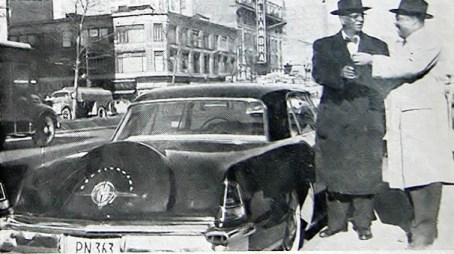 first car sold in nyc