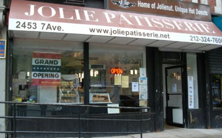Front Entrance of Jolie Patisserie