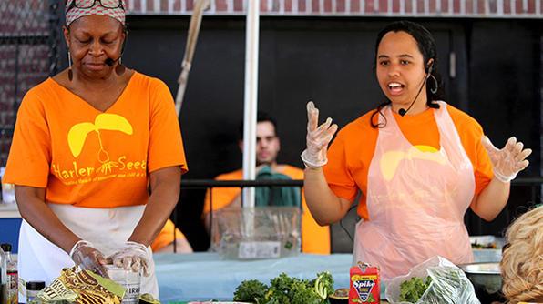 Harlem Healthy Soul Festival Free Event