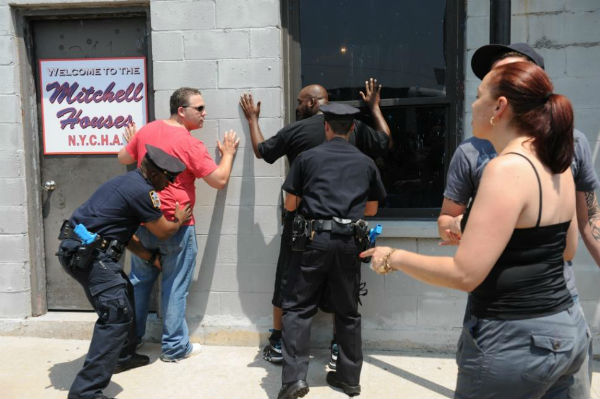 stop and frisk in harlem1