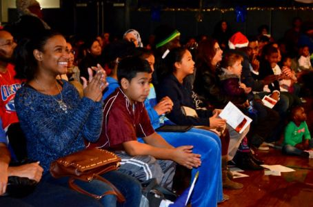 WHDC's Community Holiday Celebration and Toy Giveaway!
