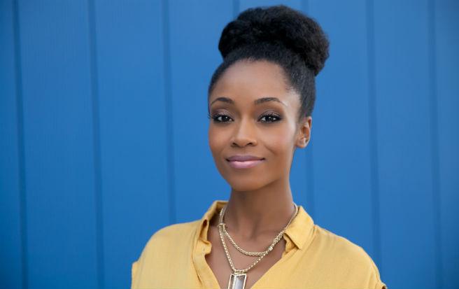 Yaya DaCosta host of Season 7 of AfroPoP-The Ultimate Cultural Exchange_credit Allison Evans