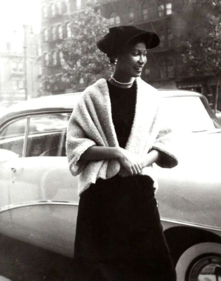 harlem beauty in 1950's