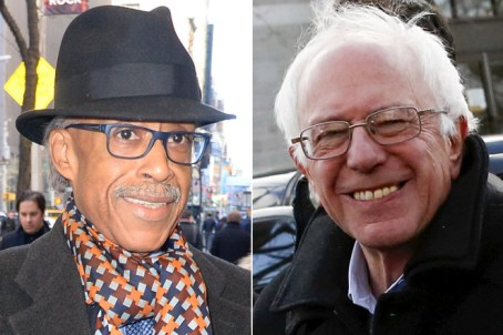 sharpton and bernieal