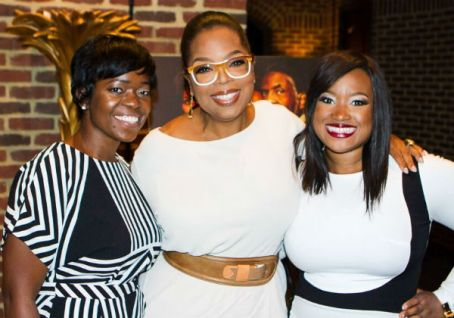 Saptosa Foster Oprah Winfrey and Shante Bacon1