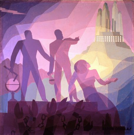 aspiration by aaron douglas