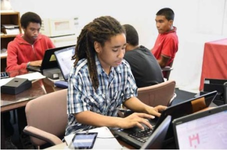 stem in summer program