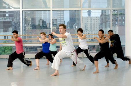 Capoeira Class at the Ailey Extension1
