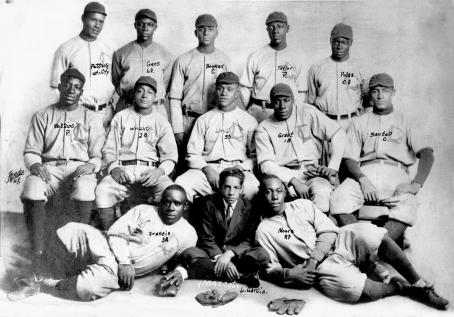 Negro League Linclon Giants 1911 2392.71 PD