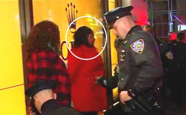 singer-arrested-trump-protest-from-harlem-chior1