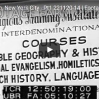 "Rare ""Harlem, New York, 1964"" (Video 1/3)"