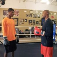 Harlem, Checkout Roy Jones Jr. Give Malik Smiley A Talk About Respect On TV One's 'Rickey Smiley For Real'