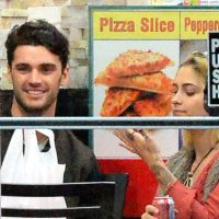 Paris Jackson Enjoys Fried Chicken With Mr. Good Lookin In Harlem