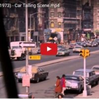 Roger Moore's James Bond Chase Scene In Harlem (Video)