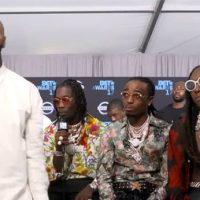 Migos And Harlem's Joe Budden Beef At BET Awards