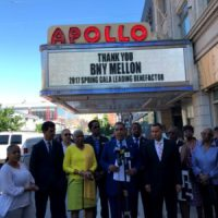Rep. Adriano Espaillat And Community Leaders Stand United In Harlem