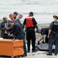 Elderly Man's Body Found Floating In The Harlem River