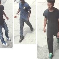 Harlem Shooting 'Persons Of Interest' Released