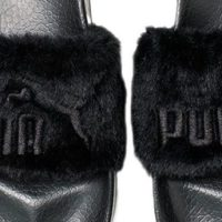 Where To Get Rihanna's Fenty Puma Fur Slides For The Perfect Harlem Summer