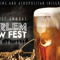 Sponsored Love: 1st Annual Harlem Brew Festival 2017