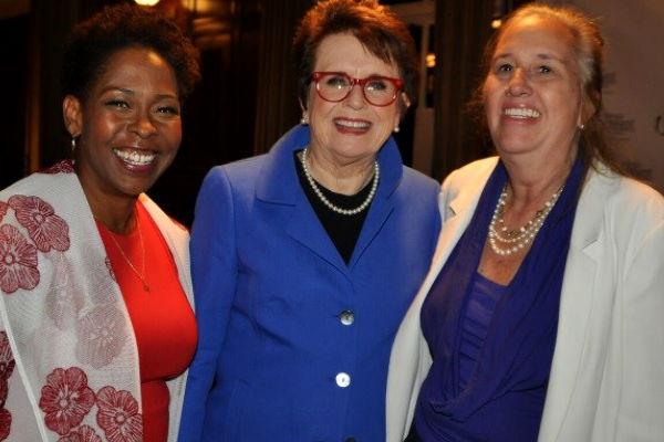 Billie Jean King And Others Raise $200K For Harlem's Wendy Hilliard Gymnastics Foundation