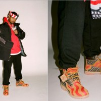 Harlem's Julez Santana Stars In Supreme And Timberland's New Lookbook