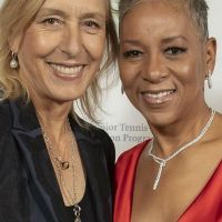 Legendary Martina Navratilova Honored By Harlem Junior Tennis & Education Program