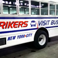 Free Rikers Island Bus Line Starts Up With Service From Harlem And Brooklyn