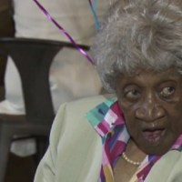 Happy Birthday, Millie! Harlem Resident Turns 109