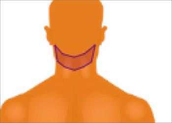 back-hairline