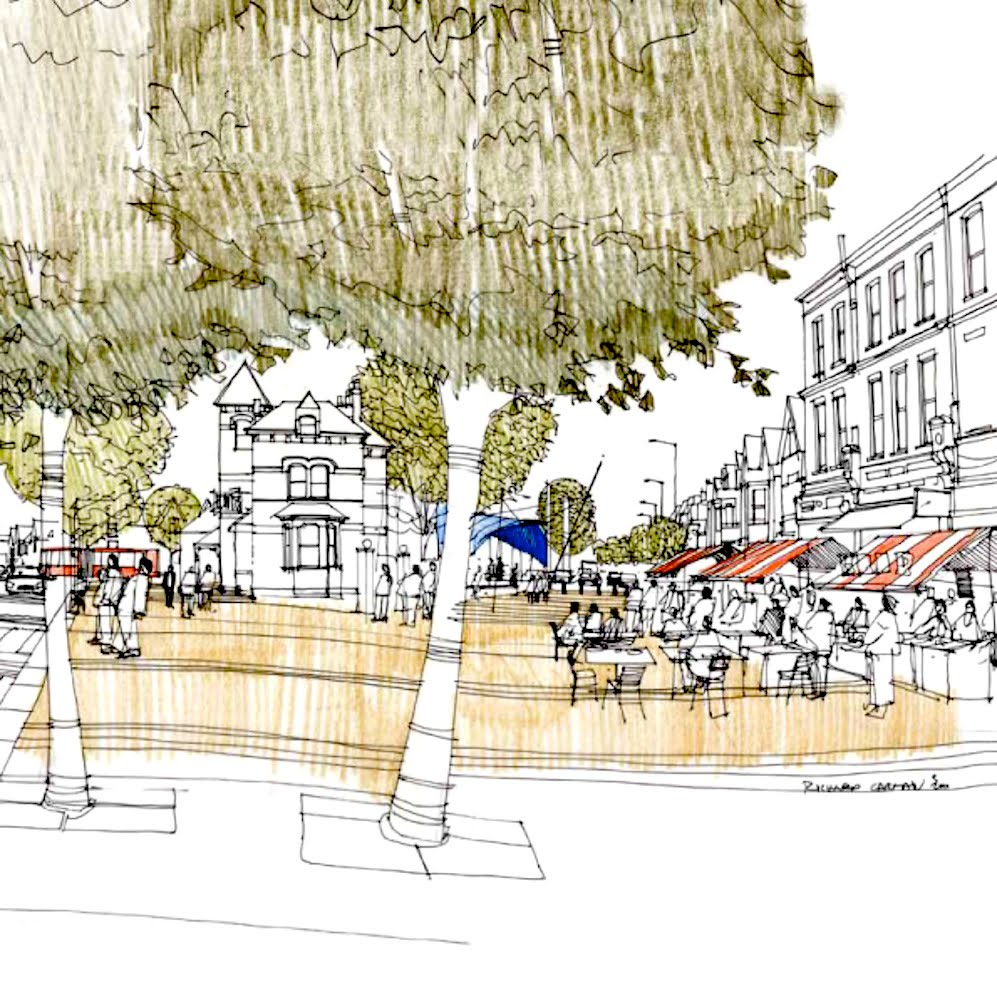 8 Visions Depicting The Future Of Harlesden