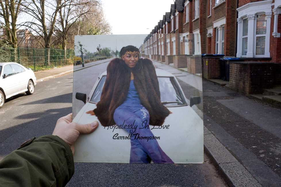 Shooting in Harlesden to retrace reggae record sleeves