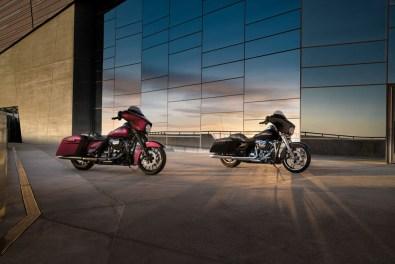 Motocykel Harley-Davidson touring Street Glide Special