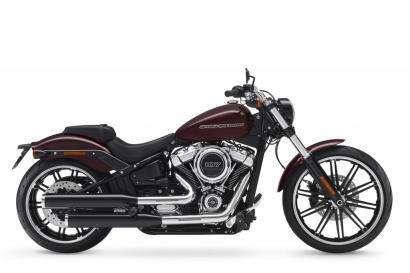 Motocykel Harley-Davidson Softail Breakout 107
