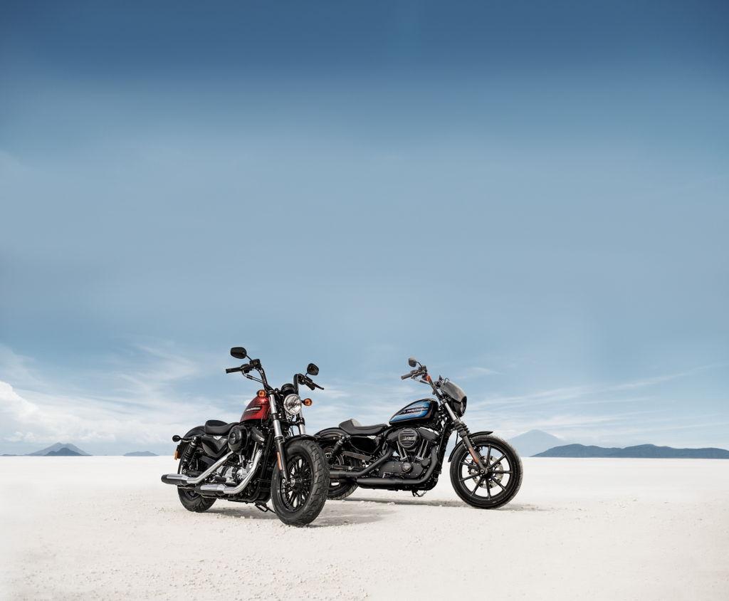 f9681df82 Motocykel Harley-Davidson Sportster Forty Eight Special. NOVINKA 2018  motocykel Harley-Davidson ...